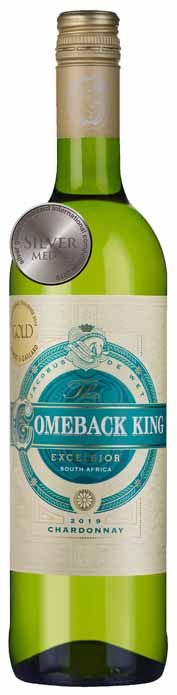 The Comeback King Chardonnay